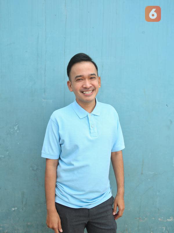 Ruben Onsu. (Adrian Putra/Fimela.com)