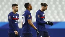 世盃外 法國與荷蘭失分 比利時反勝威爾士