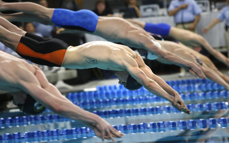 USA Swimming Schedule