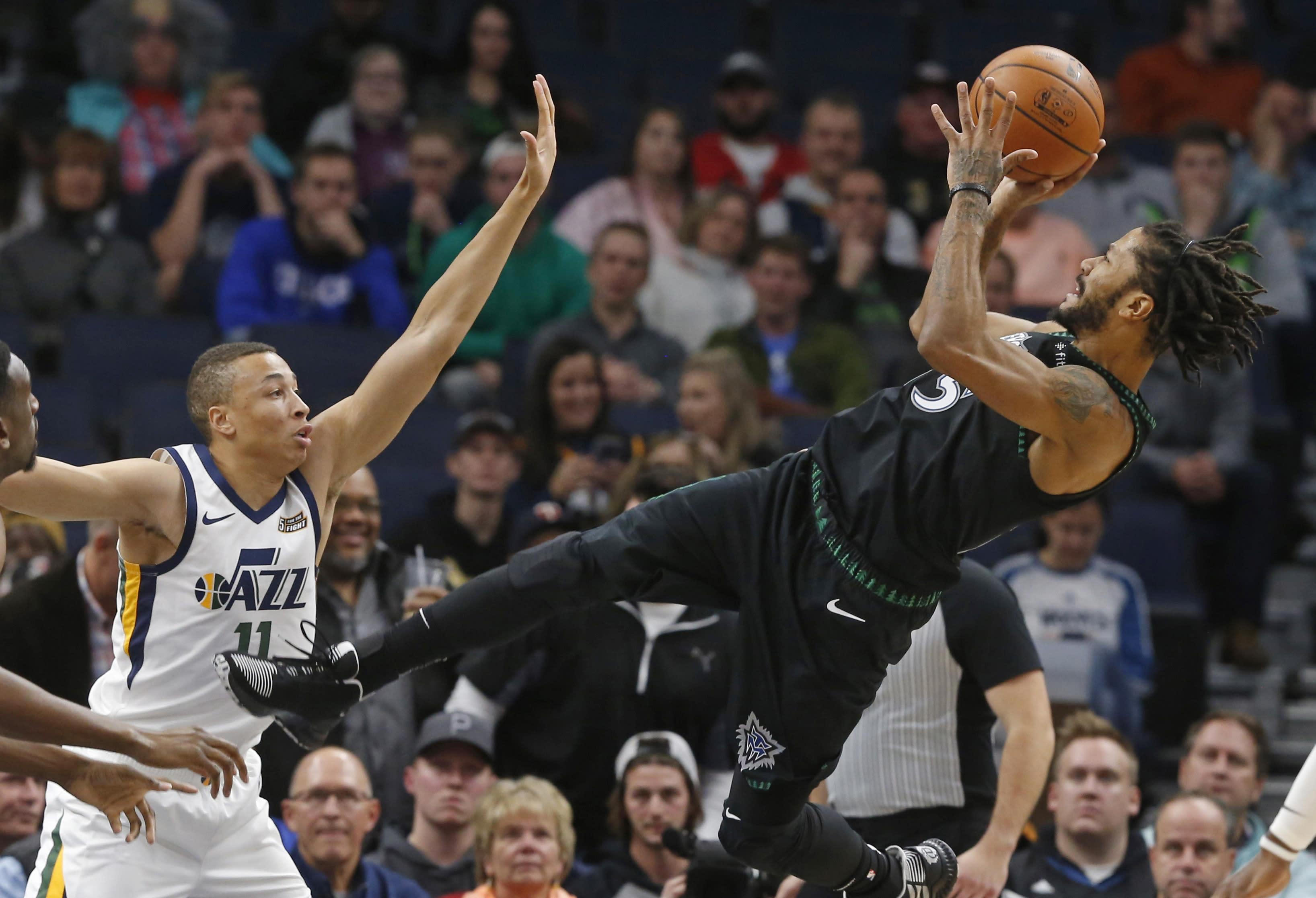 【NBA】你覺得Rose50分是曇花一現還是MVP回來了?