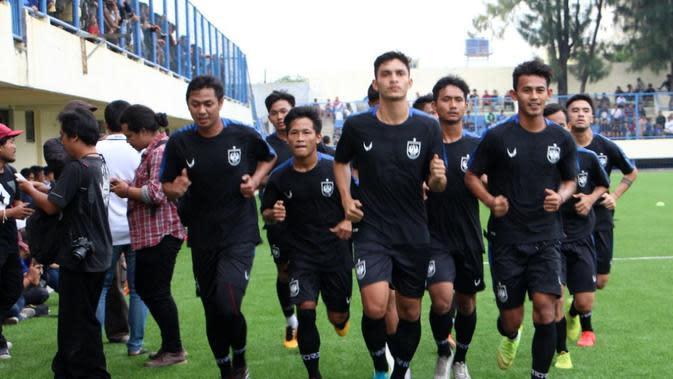 PSIS Masih Menanti Kepastian Uji Coba Kontra Sriwijaya FC
