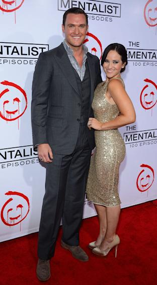 "CBS's ""The Mentalist"" 100th Episode Celebration"
