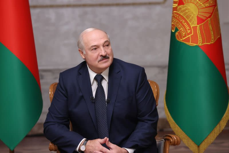 Lukashenko should not be recognised as Belarus president after November - EU lawmakers