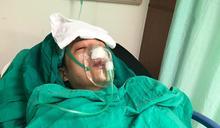 快新聞/自曝開刀「痛到抽蓄、痛不欲生」 周湯豪躺病床、戴氧氣照嚇壞粉絲