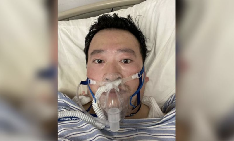 Li Wenliang, a doctor from Wuhan, China, was one of the first to recognize the public health threat of coronavirus. He then contracted the disease himself, and has died. (Photo: Li-Wenliang)
