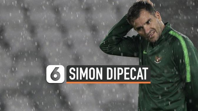 VIDEO: Simon McMenemy Dipecat PSSI