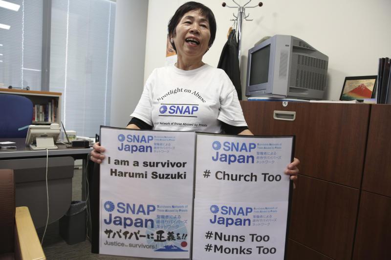Japan Church Abuse