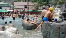 宜蘭太平山鳩之澤溫泉區重新開放 (圖)