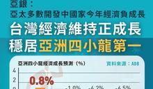 中國看得到吃不到!台灣居四小龍之首