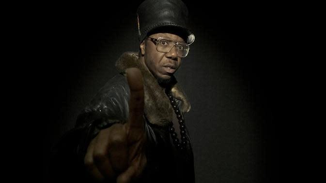 Jonzi D, tokoh hip hop yang siap menjadi moderator This is Hip-Hop. (Ist)