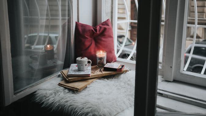 Ilustrasi lilin (dok. Pixabay.com/Putu Elmira)
