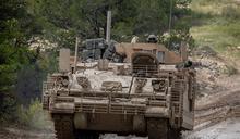 美陸軍接收首輛AMPV 汰換M113