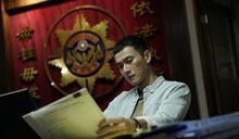 感佩執法高風險 劉冠廷轉演警察辦懸疑命案