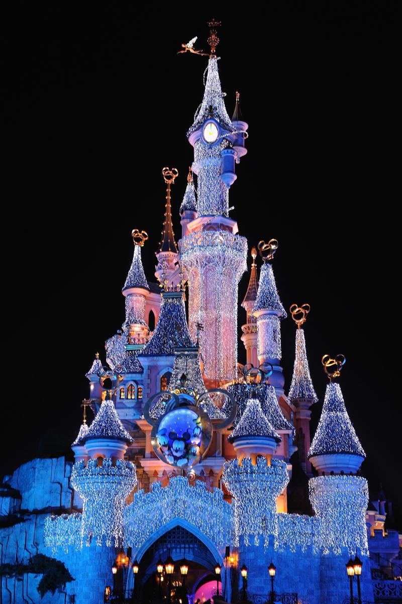The Sleeping Beauty Castle at Disneyland Resort Paris. [Photo: Getty]