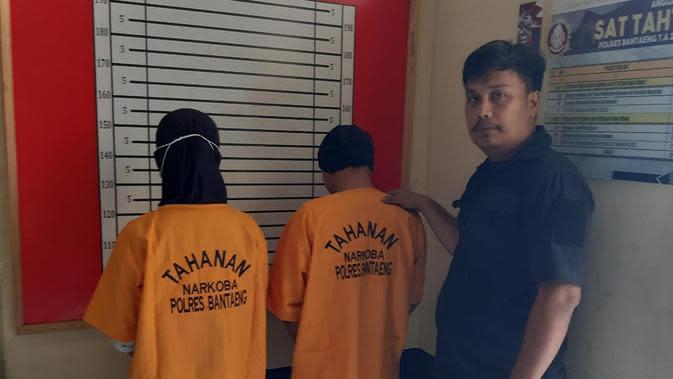 PNS RSUD Bantaeng Digerebek Pesta Sabu Bareng Keponakan
