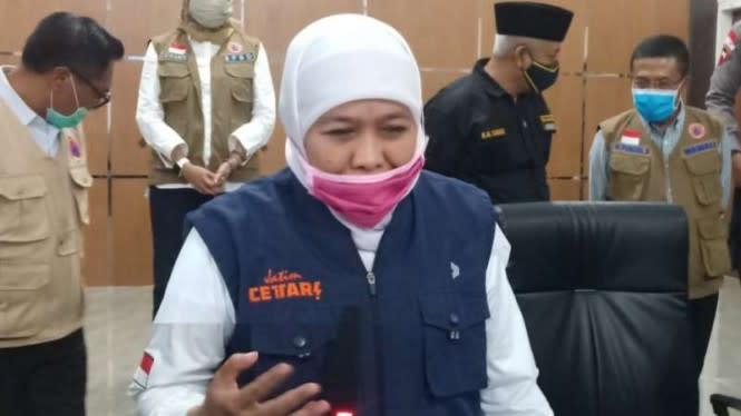 Hari Lahir Pancasila, Khofifah:  Indonesia Bisa Melewati Krisis Ini