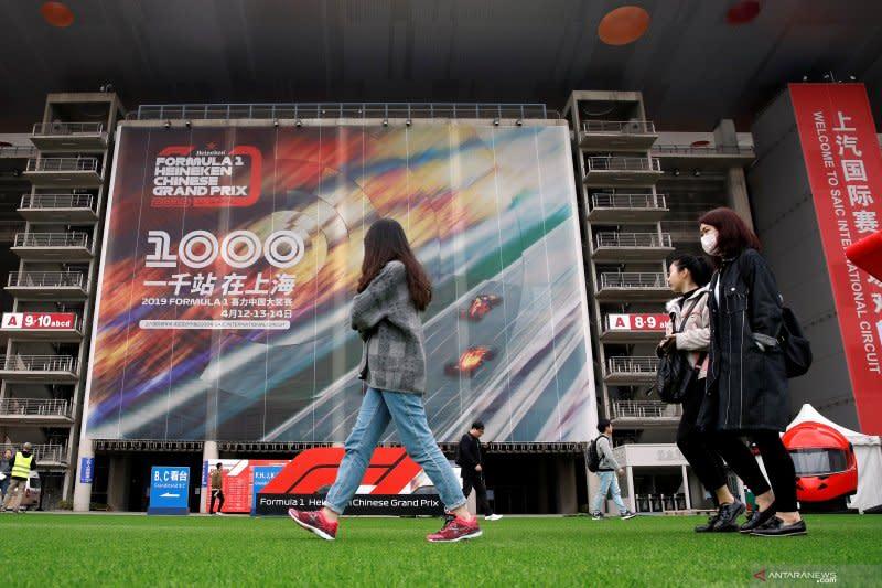 Wabah virus corona, Formula 1 bahas solusi selamatkan Grand Prix China