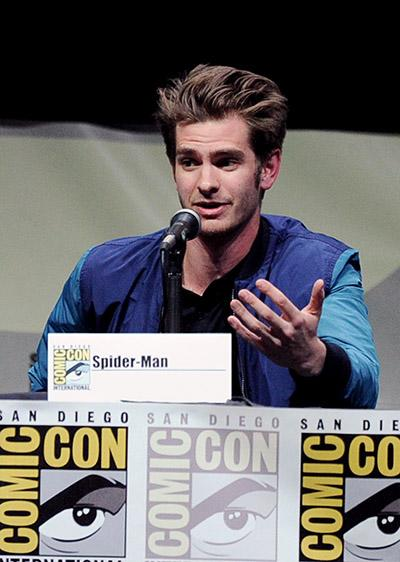 Andrew Garfield on the 'Romeo and Juliet' Dynamic, Special Effects in 'Amazing Spider-Man 2′