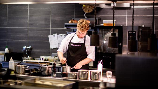 Ilustrasi memasak | Rene Asmussen dari Pexels