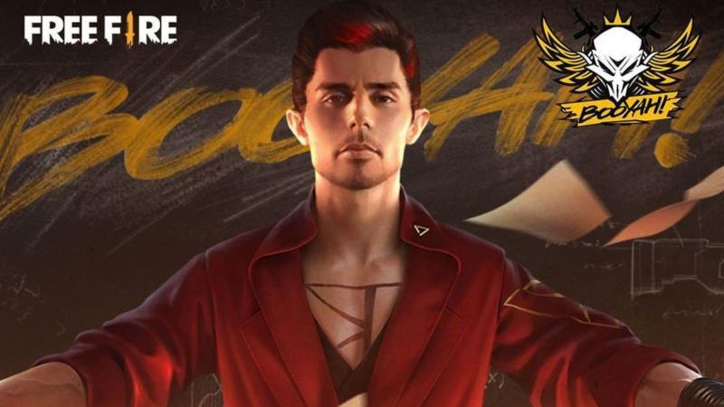 Detail skill karakter baru Free Fire, DJ KSHMR