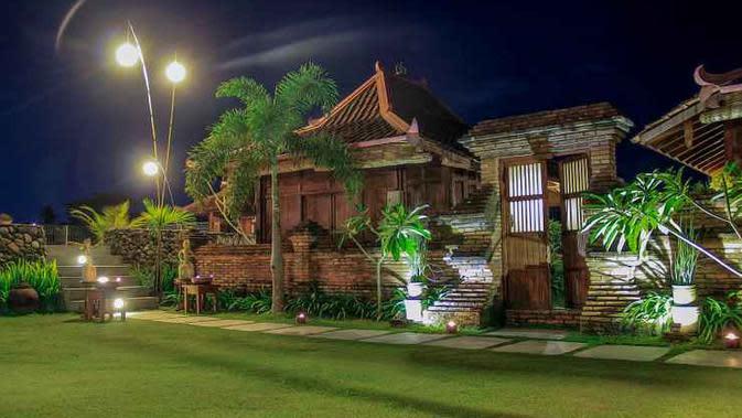 ilustrasi rekomendasi villa di Yogyakarta cocok untuk staycation bersama keluarga untuk menghilangkan penat/traveloka