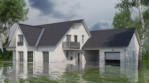 daerah langganan banjir
