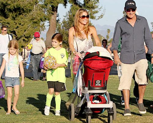 Charlie Sheen's Newest Enemy: The Kids Bullying His Daughter