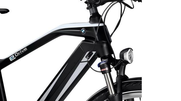 花十幾萬享受BMW的高科技! BMW Active Hybrid E-Bike高科技腳踏車開賣!