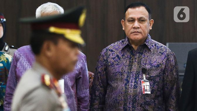 Ketua KPK Komjen Firli Bahuri: Selamat HUT ke-74 Bhayangkara