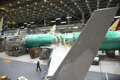 Boeing 737 MAX mengudara untuk uji terbang yang sudah lama dinanti