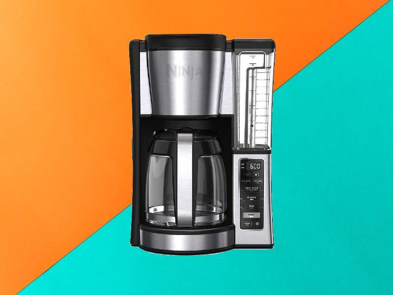 Ninja 12-Cup Programmable Brewer CE251 Coffee Maker. (Photo: Amazon)