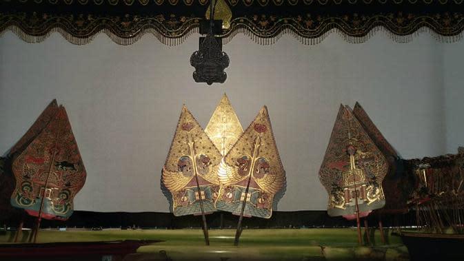 Tradisi Wayang Kulit Gagrak Jawa Timuran khas budaya Suku Arek (Mojokerto, Lamongan, Surabaya, Gresik, Sidoarjo, Pasuruan bahkan hingga Jombang). (Foto: Liputan6.com/Dian Kurniawan)
