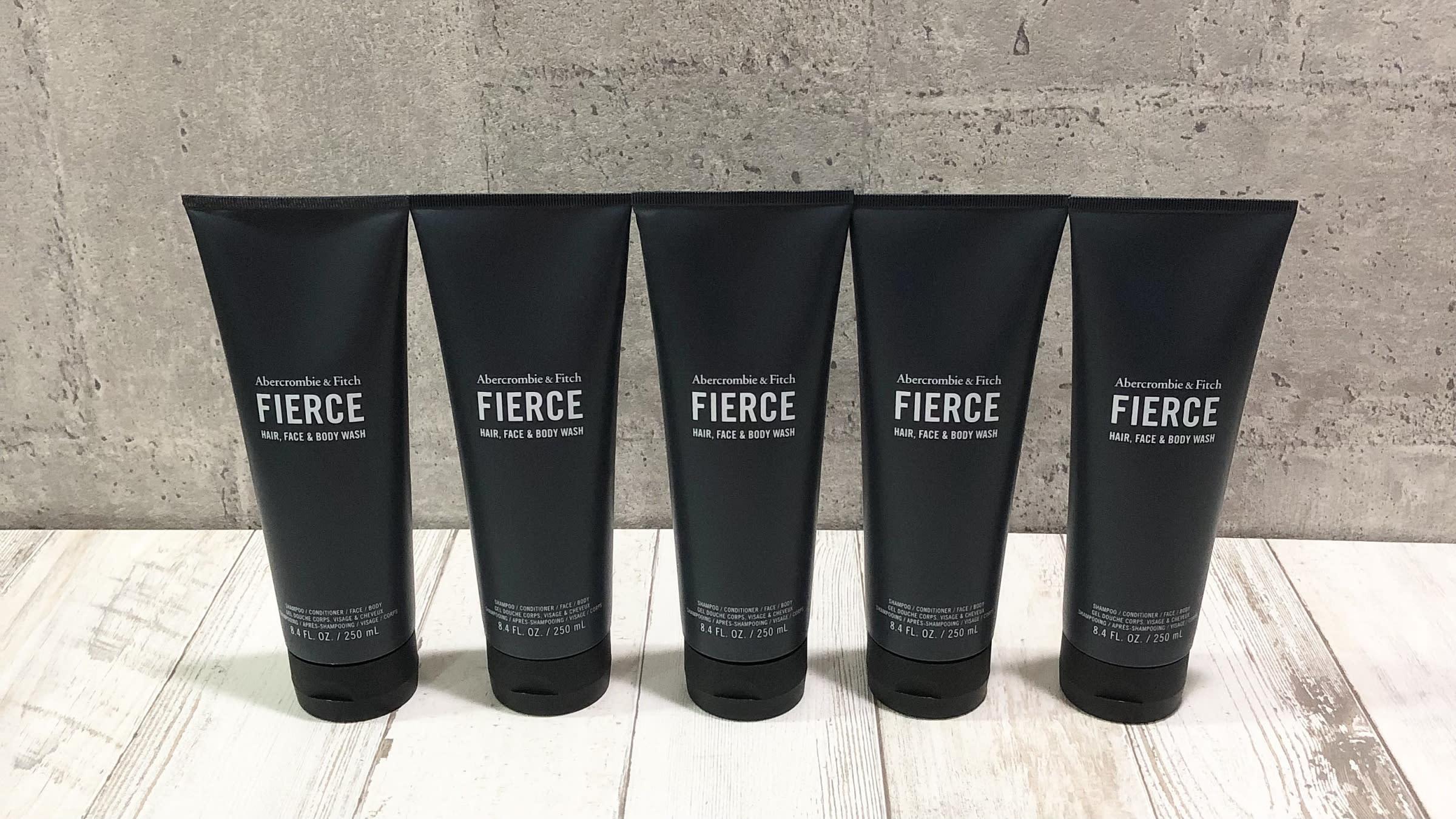 ♥ Fierce Wash