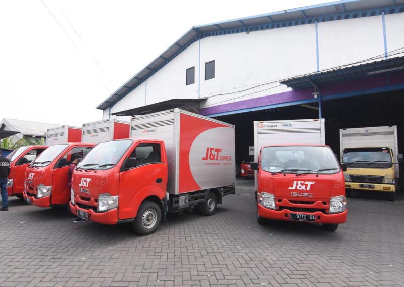 Wow, Sehari Pesta Belanja Online, J&T Express Kirimkan 6 Juta Paket