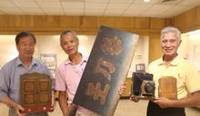 葫蘆墩迴遊老店文物展 見證豐原商家行號百年歷史