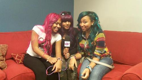 OMG Girlz On 'Gucci This (Gucci That),' Shopping At Marshalls And Lady Antebellum