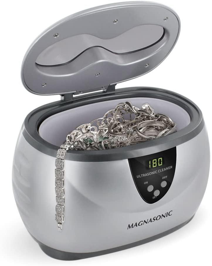 Magnasonic Professional Ultrasonic Jewelry Cleaner (Photo via Amazon)