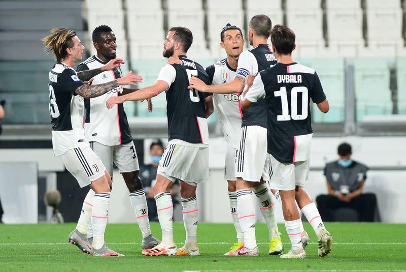 Serie A - Juventus v Lecce