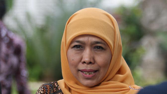 Permintaan Gubernur Khofifah kepada Pekerja di Jawa Timur