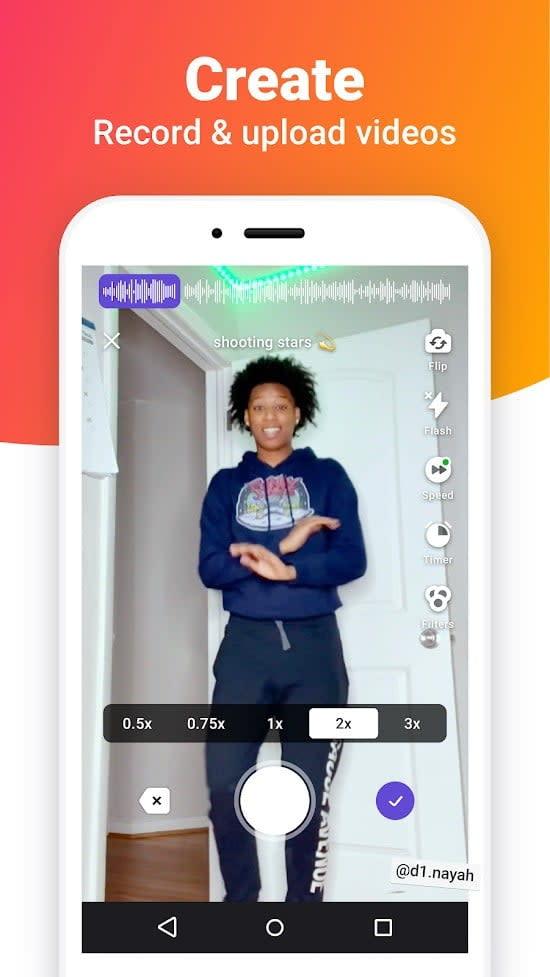 best tiktok alternative apps dubsmash3