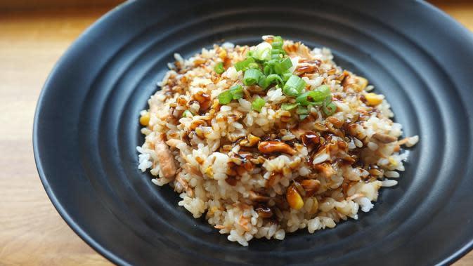 Ilustrasi nasi goreng (Photo by Trista on Pexels)
