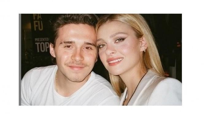 Brooklyn Beckham Resmi Tunangan dengan Putri Miliarder, Nicola Peltz