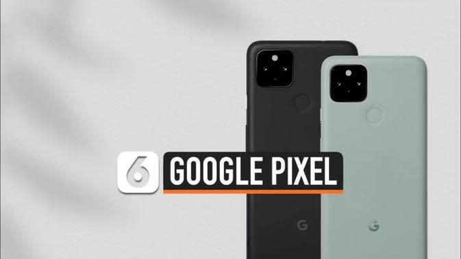 VIDEO: Google Rilis Pixel 4A (5G) dan Pixel 5