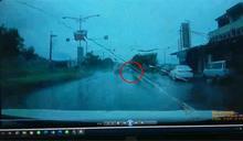 天雨路滑行車得注意 花蓮2車禍釀1死