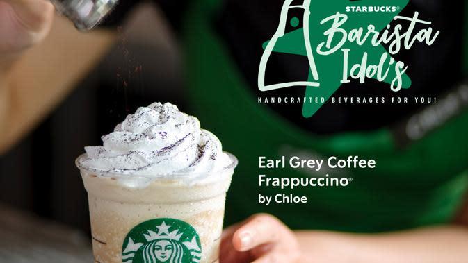 Merayakan hari kopi internasional, Starbucks Indonesia menghadirkan 4 minuman terbaru hasil kreasi barista idola (Foto: Starbucks Indonesia)