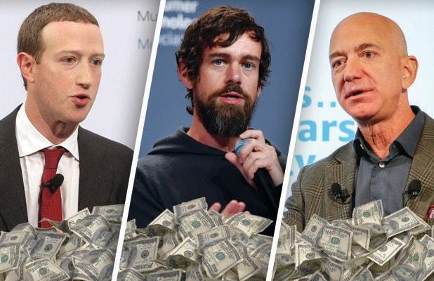 5 Signs Big Tech Has Benefited From the Pandemic So Far
