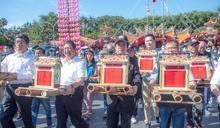 2020新竹縣義民祭祈福大典新埔褒忠義民廟隆重登場