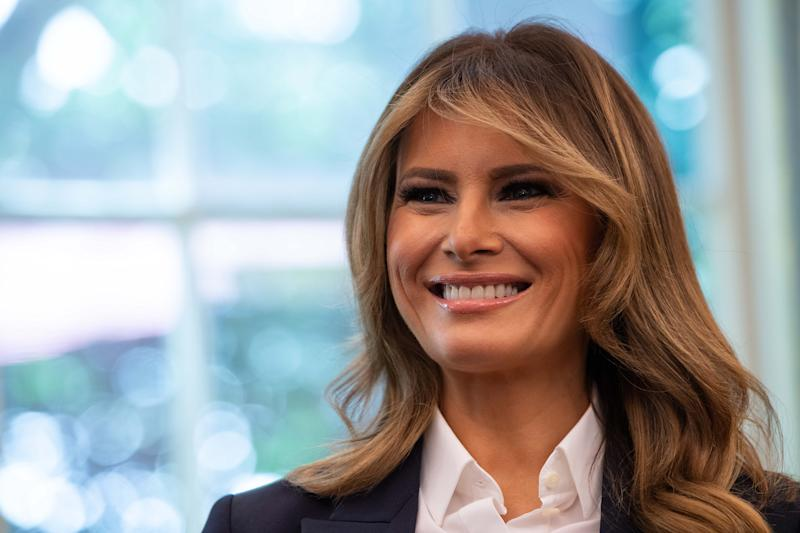 Melania Trump beats The Queen and Oprah in most popular