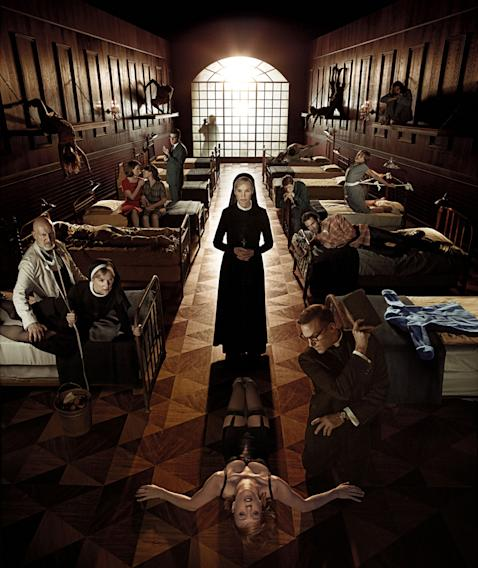 "Best TV Shows of the Year: ""American Horror Story: Asylum"""