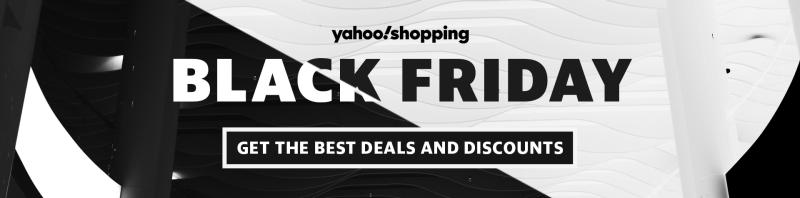Yahoo Shopping Black Friday. (Photo: Yahoo)